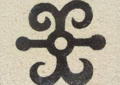 Encaustic tiles designed to order