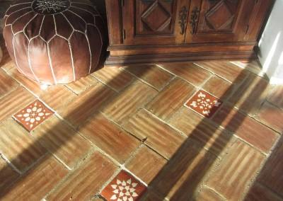 Morrocan style floor