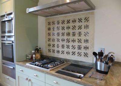 Kitchen Encaustic Tiles