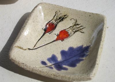 Mini Red Seed Bowl